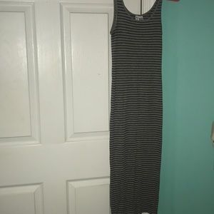 H&M Striped Sundress